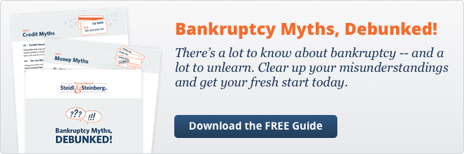 Bankruptcy law firm | Bankruptcy myths | Steidl & Steinberg