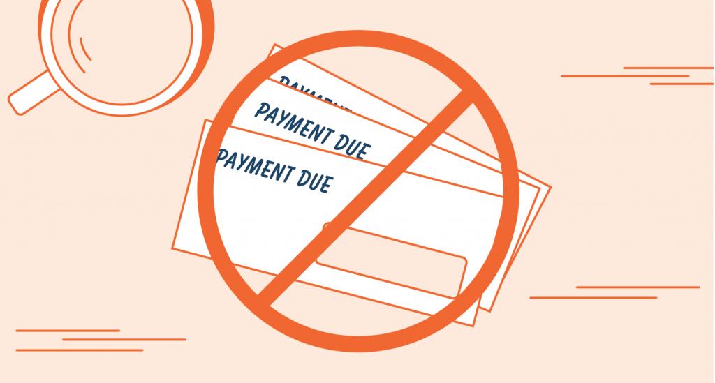 credit card bills during bankruptcy