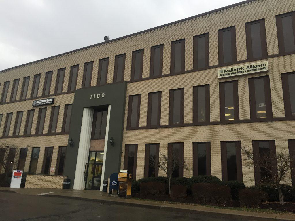 Steidl & Steinberg's new Carnegie office.