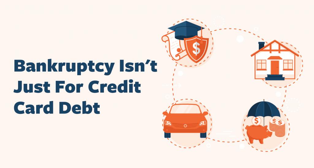 credit card debt, bankruptcy, debt, steidl & Steinberg