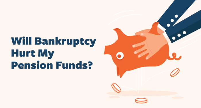Will Bankruptcy Affect Pension?