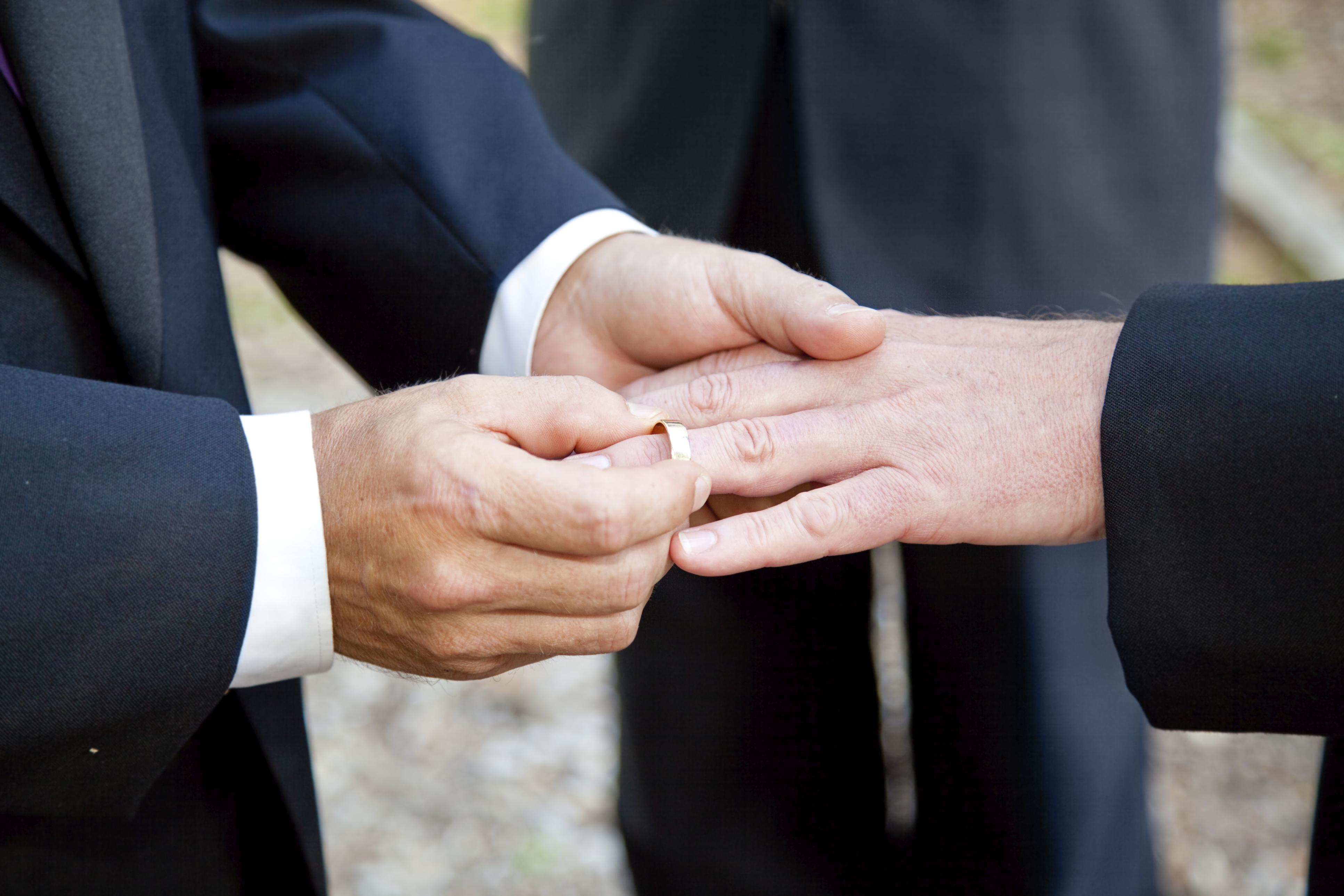 Секс при однополом браке 4 фотография